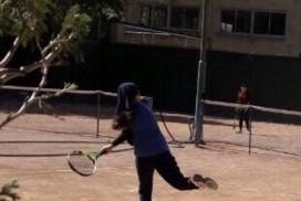 <p>دیانا نخجوانی به مقام نائب قهرمانی مسابقات مستعدین زیر ۱۲ سال استان دست یافت.</p> <p>این مسابقات مهرماه در زمین های تنیس کوثر انجام گرفت.</p>